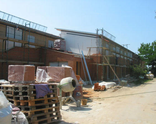 Leitzinger Bau – Wohnhausanlage NÖSTA Siedlung Lebenstraum 2230 Gänserndorf Süd