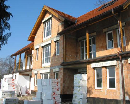 Leitzinger Bau – Einfamilienhaus Billrotstraße 3032 Reklawinkel