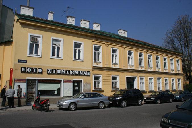 Leitzinger Bau – Wohnhaus Elßlergasse 1130 Wien