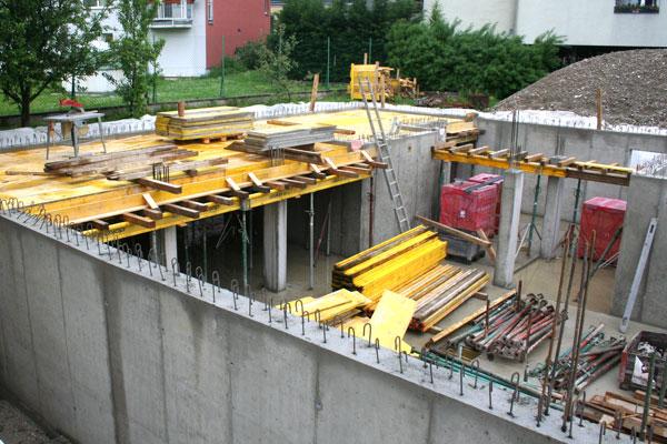 Leitzinger Bau – Wohnhaus Hofwiesengasse 1030 Wien