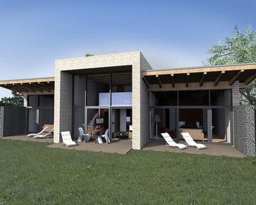 Leitzinger Bau – Golfclub Hotel-Appartementanlage 3452 Atzenbrugg