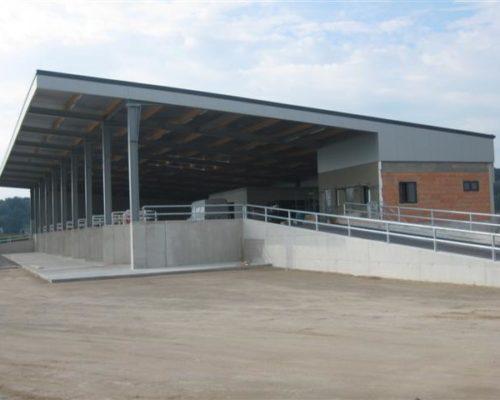 Leitzinger Bau – Altstoffsammelzentrum 3441 Judenau