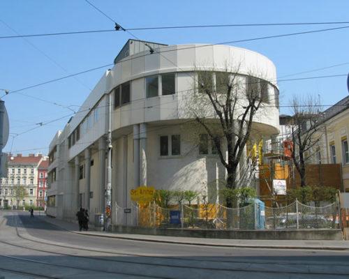 Leitzinger Bau – St. Anna Kinderspital Kinderspitalgasse 6 1090 Wien-Alsergrund