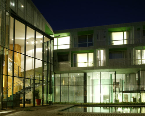 Leitzinger Bau – Hotel Loisium 3550 Langenlois