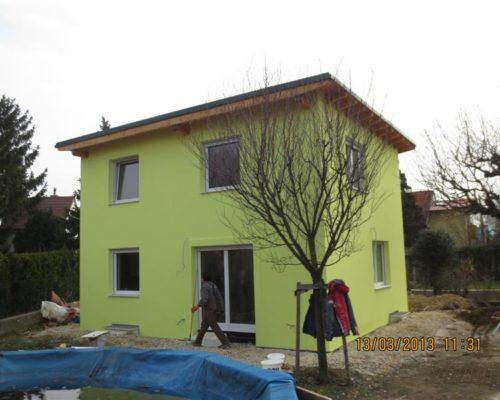 Leitzinger Bau – Kleingartenwohnhaus Fännergasse 1210 Wien