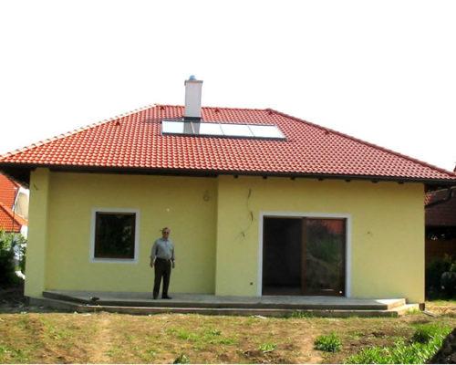 Leitzinger Bau – Einfamilienhaus 3430 Nitzing