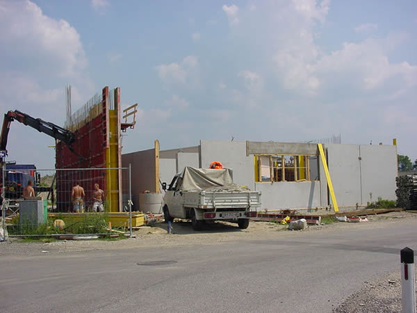 Leitzinger Bau – Betriebsgebäude Kaplanstraße 3430 Tulln