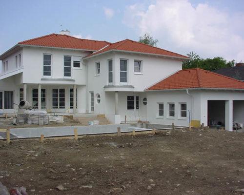Leitzinger Bau – Einfamilienhaus Berggasse 2202 Königsbrunn