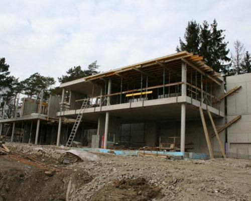 Leitzinger Bau – Wohnhaus Klampfelberggasse 1060 Wien