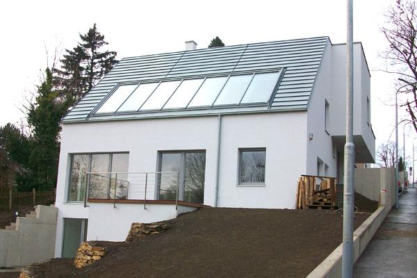 Leitzinger Bau – Einfamilienhaus Karthäuserstraße 1190 Wien