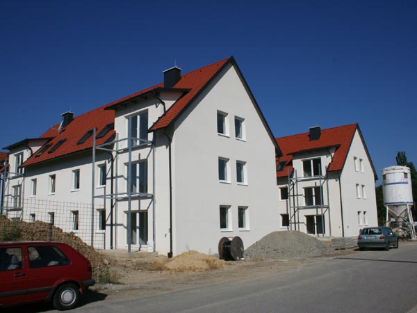 Leitzinger Bau – Wohnhausanlage Pyhra III Alpenland 3100 St. Pölten