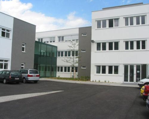 Leitzinger Bau – Gewerbecenter Ignaz Köckstrasse 1210 Wien