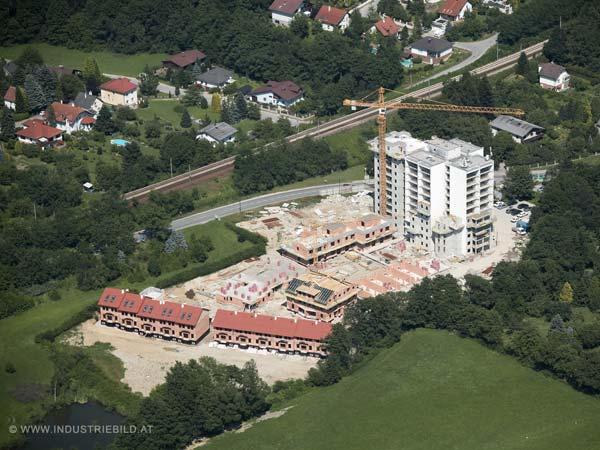 Leitzinger Bau – Um- und Zubau Altenwohnheim 3021 Pressbaum