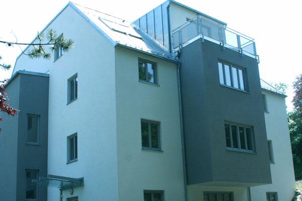 Leitzinger Bau – Wohnhaus Weidlichgasse 1230 Wien