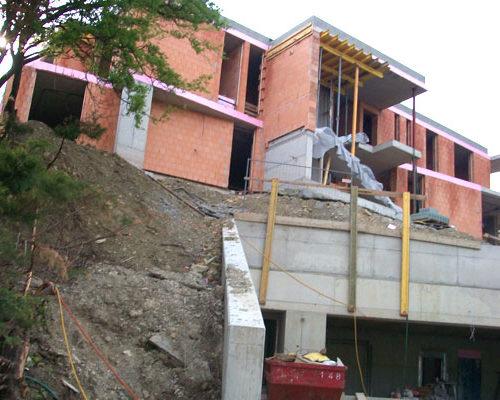 Leitzinger Bau – Wohnhaus Gschwendt 3400 Klosterneuburg