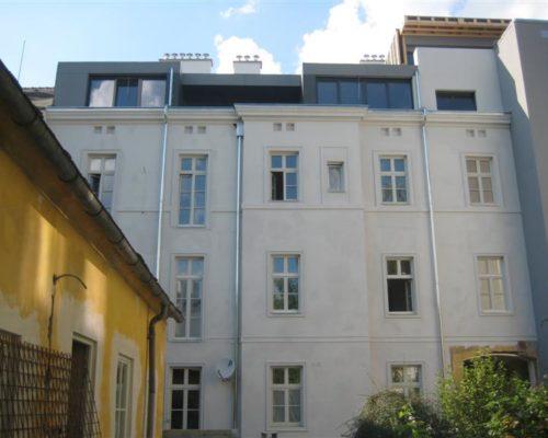 Leitzinger Bau – Wohnhaus Ringstrasse 3500 Krems