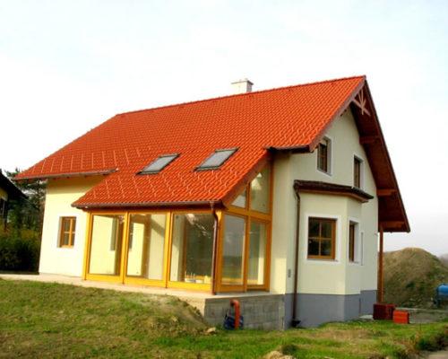 Leitzinger Bau – Einfamilienhaus Teichgasse 3423 St. Andrä-Wördern