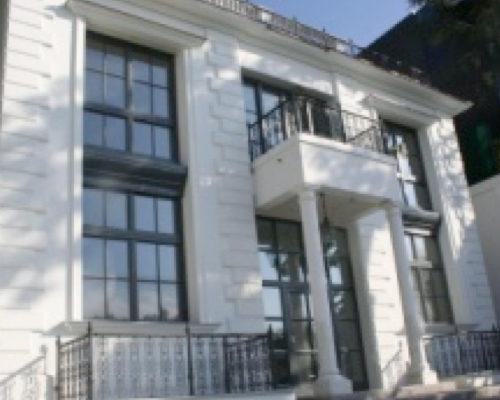 Leitzinger Bau – Wohnhaus Hoheneggergasse 3 1190 Wien