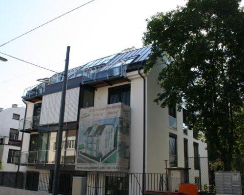 Leitzinger Bau – Stadtvilla mit Tiefgarage St. Veitgasse 1130 Wien