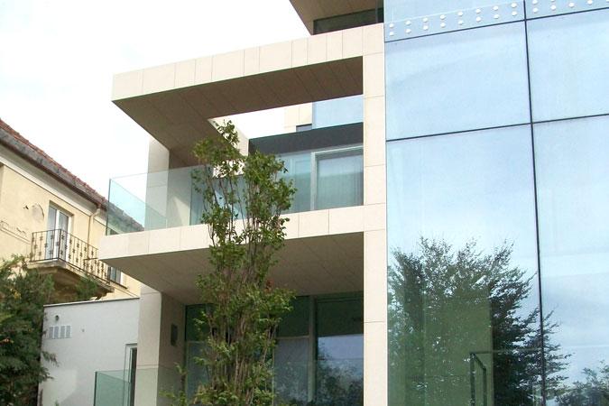 Leitzinger Bau – Wohnhaus Jessengasse 1190 Wien