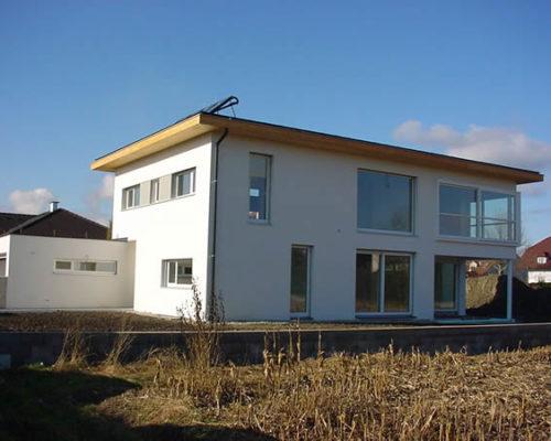 Leitzinger Bau – Einfamilienhaus 3430 Tulln