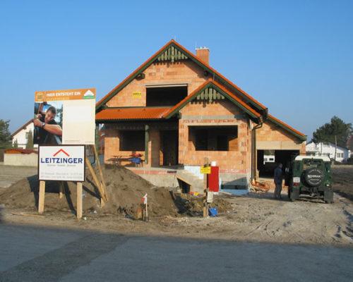 Leitzinger Bau – Einfamilienhaus Grellgasse 3425 Langenlebarn