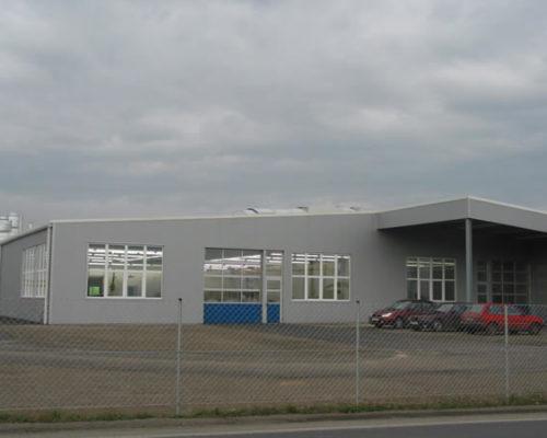 Leitzinger Bau – Betriebsgebäude Welser Halle 3430 Tulln