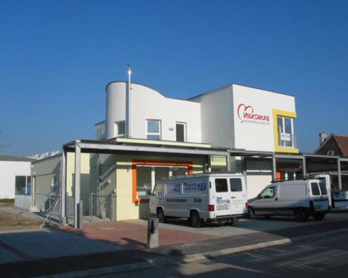 Leitzinger Bau – Kindertagesbetreuungsstätte Scheunengasse 3430 Tulln