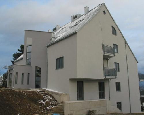 Leitzinger Bau – Wohnhausanlage Nachreihengasse 1170 Wien