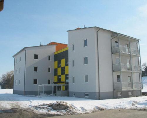 Leitzinger Bau – Wohnhausanlage Talstraße 3451 Michelhausen