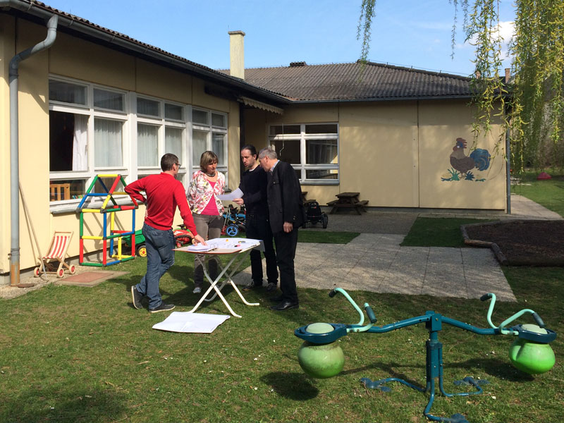 Leitzinger Bau – Kindergarten Würlma 3042 Würlma