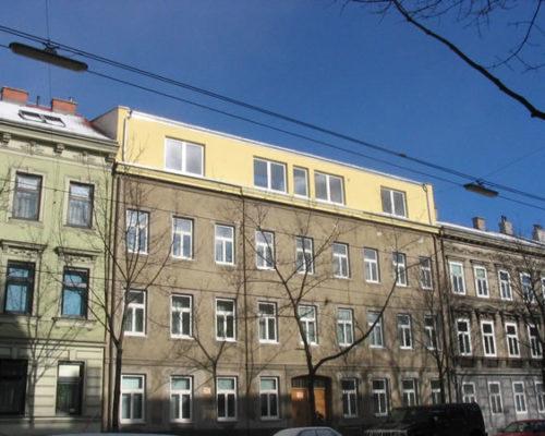 Leitzinger Bau – Wohnhaus ADRIA Linzerstraße 92 1140 Wien
