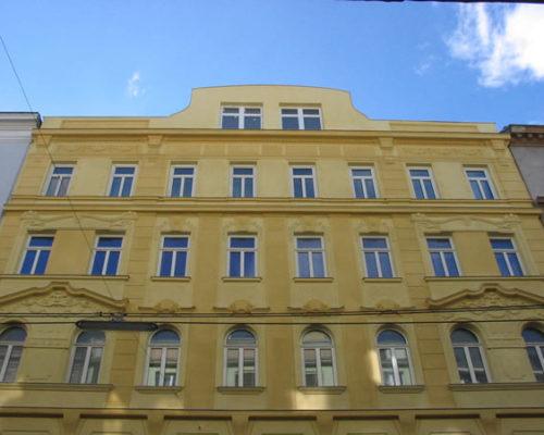 Leitzinger Bau – Wohnhaus Neustiftgasse 1070 Wien