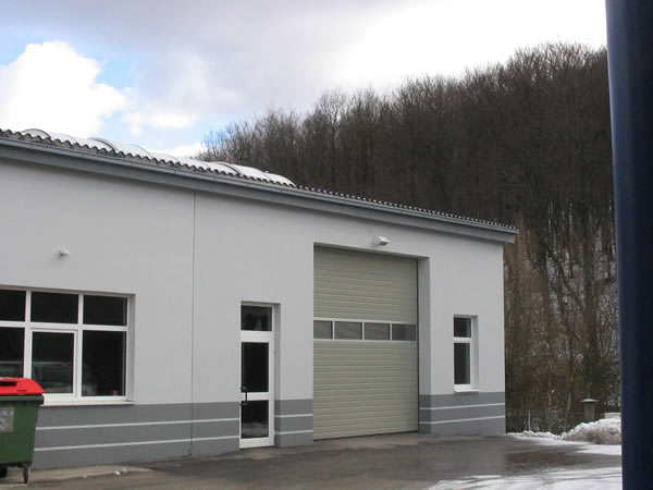 Leitzinger Bau – Betriebsgebäude Tullnerbachstraße 3002 Neu Purkersdorf