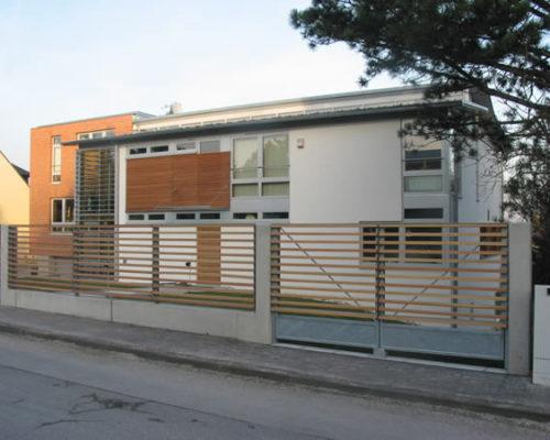 Leitzinger Bau – Einfamilienhaus Lindauergasse 1230 Wien