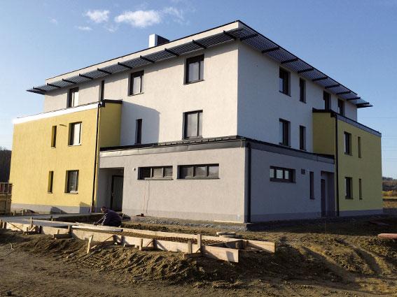 Leitzinger Bau – Wohnhausanlage 3452 Hankenfeld