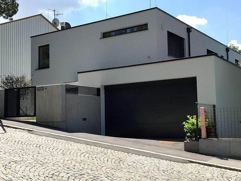 Leitzinger Bau – Einfamilienhaus Stefan Zweigplatz 1170 Wien