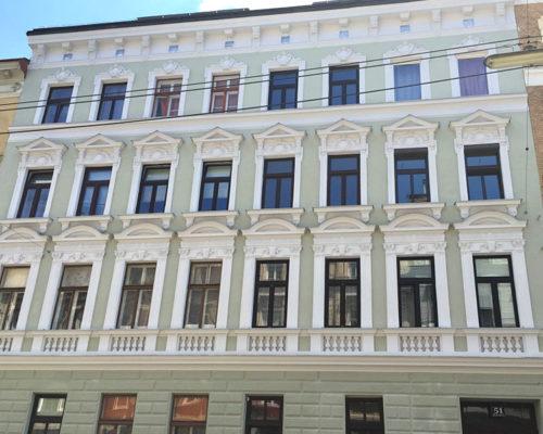 Leitzinger Bau – Wohnhaus Ruckergasse 1120 Wien