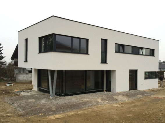 Leitzinger Bau – Einfamilienhaus Weinberggasse 3434 Tulbing