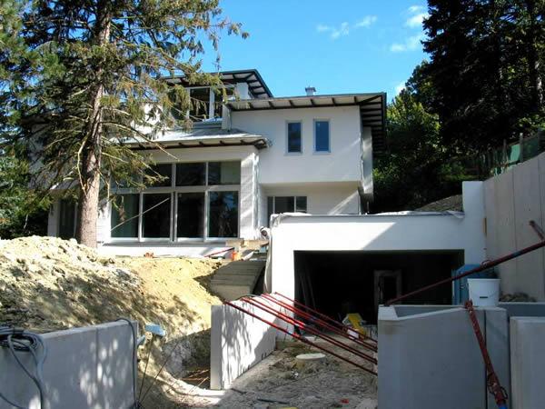Leitzinger Bau – Wohnhaus Stammhausstraße 1140 Wien