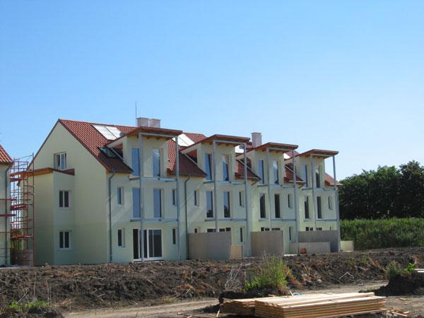 Leitzinger Bau – Wohnhausanlage Tullnbau Mozartgasse 3430 Tulln