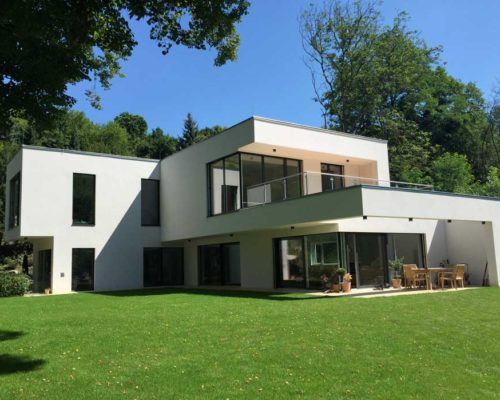Leitzinger Bau – Einfamilienhaus Dehmgasse 3400 Weidling