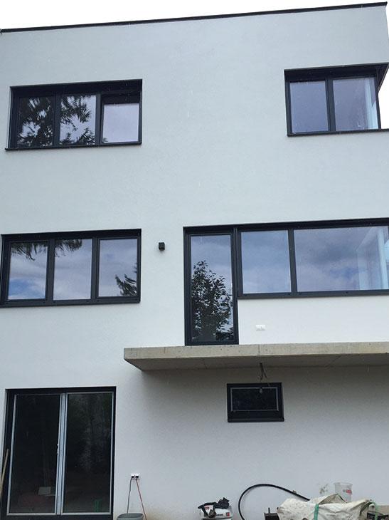 Leitzinger Bau – Einfamilienhaus Dostgasse 1140 Wien
