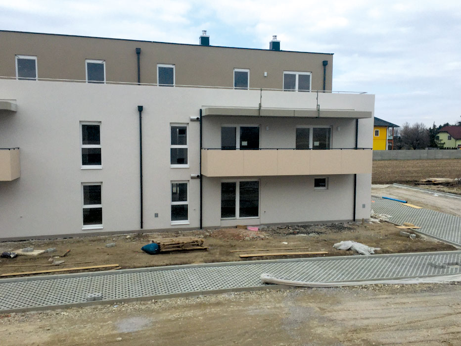 Leitzinger Bau – Wohnhausanlage Gedesag Langenrohr IIA 3442 Langenrohr