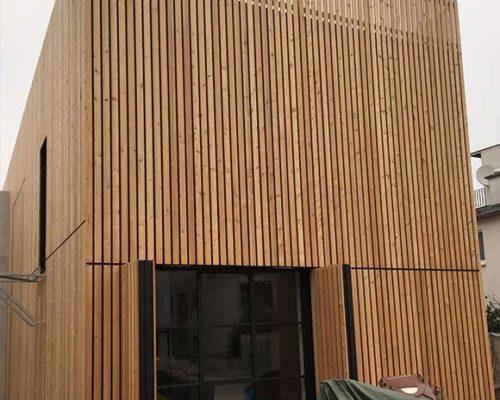 Leitzinger Bau – Einfamilienhaus Schlenthergasse 1220 Wien